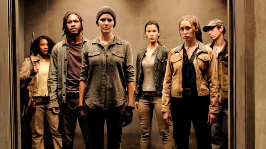 AMC dévoile l'art clé et le teaser de la saison 6B de 'Fear the Walking Dead' (VIDEO)