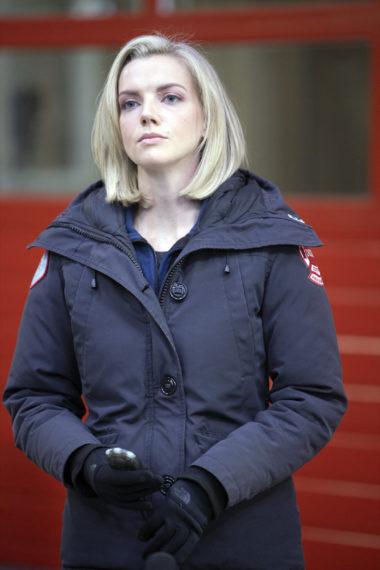 Kara Killmer Chicago Fire Saison 9 Sylvie Brett