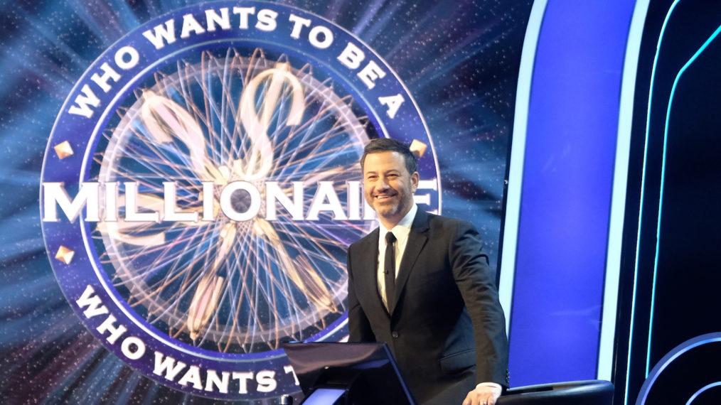 Aperçu de « Qui veut être un millionnaire »: Que sait Jimmy Kimmel sur les chaussures emblématiques de Louboutin?  (VIDÉO)