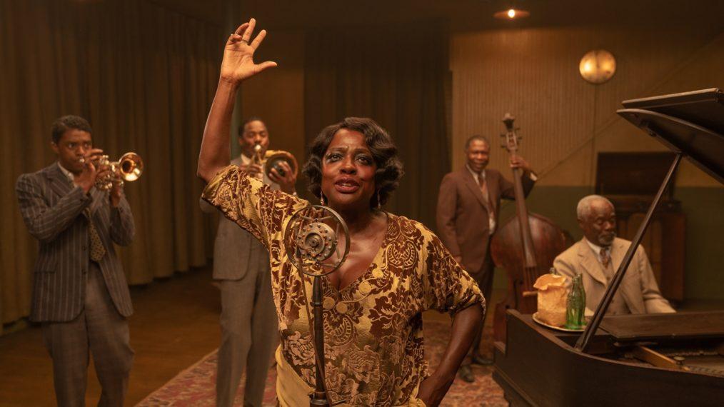 Ma Rainey Black Bottom Viola Davis