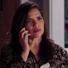 Le retour anticipé d'America Ferrera au supermarché prépare la finale de la série XL: qui a téléphoné à Amy et pourquoi?