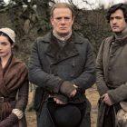 Premier aperçu de la saison 6 de `` Outlander '': Rencontrez les Christies, la famille nouvellement arrivée à Fraser's Ridge (VIDEO)