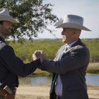 'Walker' Star Coby Bell sur le voyage 'fou' de James et Liam au Mexique et garder la vérité de Cordell