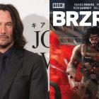 Keanu Reeves jouera dans l'adaptation de film 'BRZRKR' et la série dérivée d'anime chez Netflix