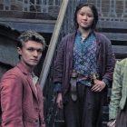 Les stars de `` The Irregulars '' taquinent une nouvelle tournure sur le groupe Sherlockian Baker Street (VIDEO)