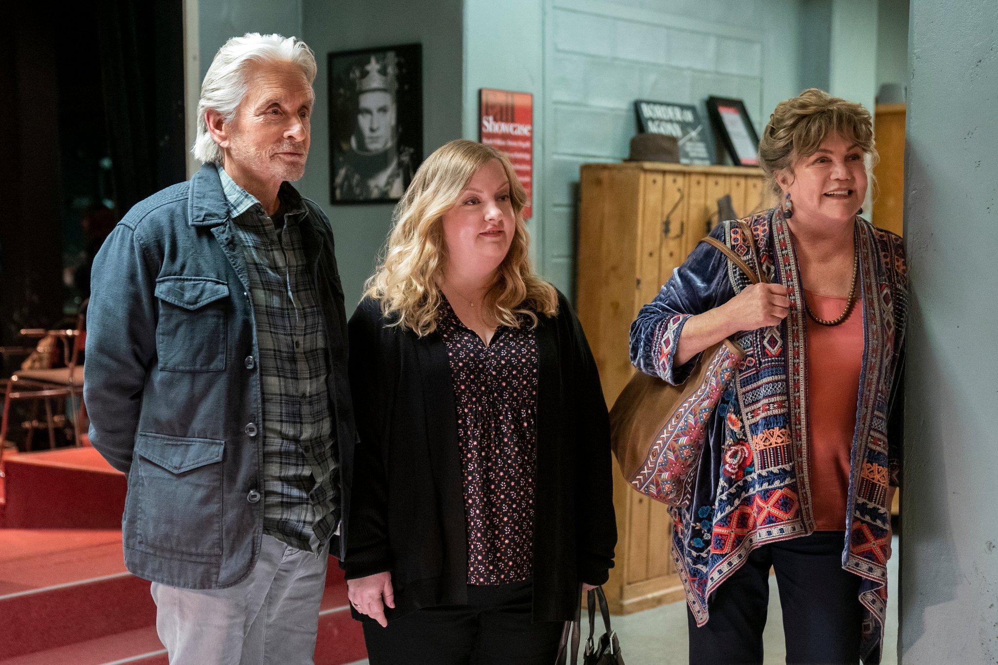 La méthode Kominsky: saison trois;  Netflix prépare la première de la saison finale
