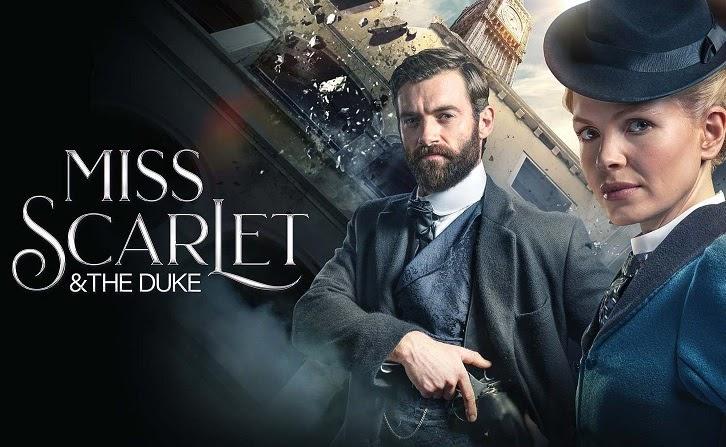 Mlle Scarlet et le duc – Héritage – Révision: Déplacez-vous sur Sherlock, Mlle Scarlet est là!