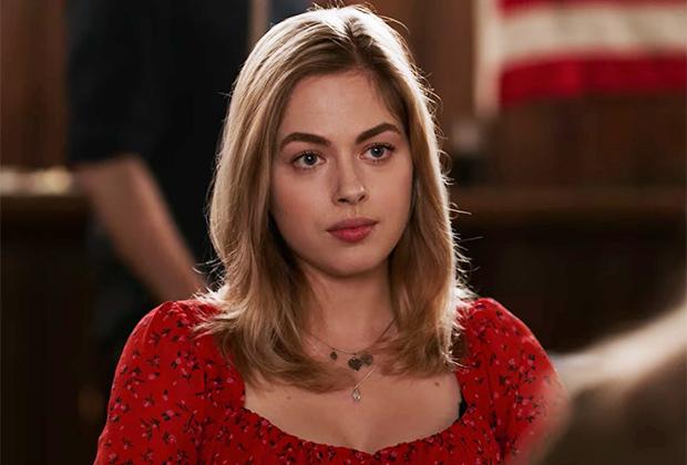 Sarah Dugdale de Virgin River réfléchit au parcours de Lizzie de «Party Girl» à Small Town Juliet – Mais qu'arrive-t-il?