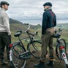 `` Men in Kilts '': Sam et Graham font du vélo dans les Highlands et Graham se bat contre sa peur des hauteurs (RECAP)