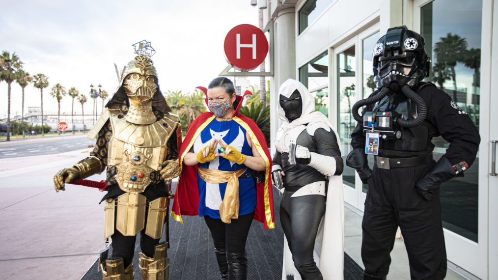 Pourquoi San Diego Comic-Con Special Edition est le week-end de Thanksgiving – et pourquoi les gens en sont fous