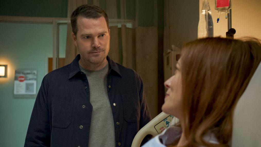 'NCIS: Los Angeles' Preview: Jusqu'où Callen pourrait-il aller pour récupérer Anna?  (VIDÉO)