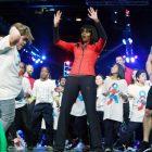7 fois Michelle Obama a défendu un mode de vie sain, de «gaufres + mochi» à «bougeons!