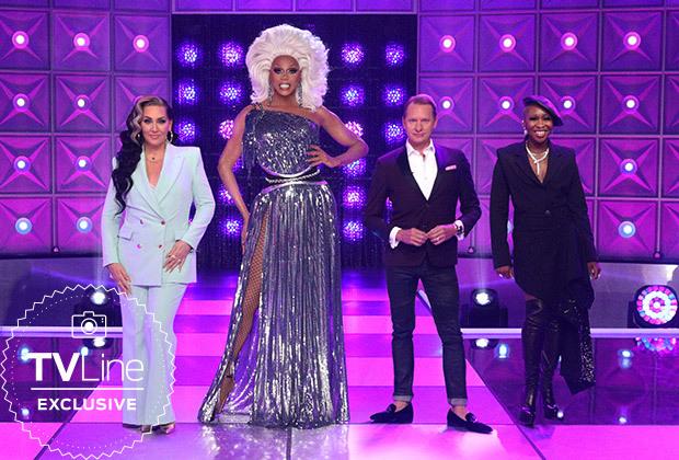 Drag Race accueille Cynthia Erivo en tant que juge invitée de la saison 13 – Premier coup d'œil