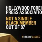 Golden Globes 2021: HFPA s'attaque au manque de diversité dans le moment #TimesUpGlobes lors de la diffusion