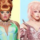 Kandy Muse et Rosé sur les hauts et les bas de la saison 13 de Drag Race (jusqu'à présent)