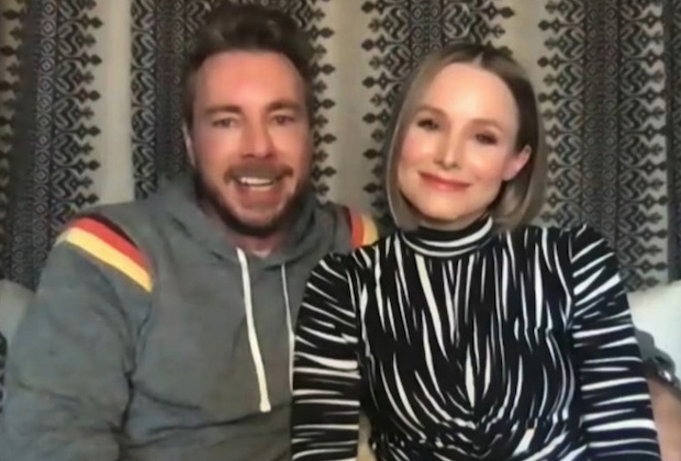 Kristen Bell et Dax Shepard animeront le combat familial Ellen-EP'd pour NBC