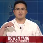 Mise à jour du week-end SNL: Bowen Yang vous exhorte à `` faire le plein d'énergie, faire plus '' pour lutter contre les crimes haineux anti-asiatiques