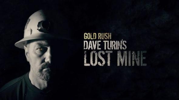 Ruée vers l'or: la mine perdue de Dave Turin: renouvellement de la saison trois et date de première révélée pour la série Discovery