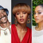Snoop Dogg, La La Anthony et Serayah rejoignent la famille Black Mafia
