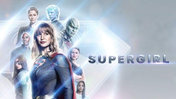 Supergirl – Saison 6 – Date de première annoncée + Affiches promotionnelles * Mise à jour le 5 mars 2021 *