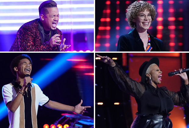 The Voice: Les meilleurs stores de la saison 20, classés – Le gagnant est-il parmi eux?