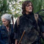 Walking Dead EP dévoile l'amitié fracturée de Daryl et Carol: `` Il y a des choses qui ne peuvent pas être ignorées ''