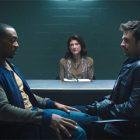 Amy Aquino de Falcon et Winter Soldier sur la thérapie de couple de Sam et Bucky: `` Tout cet or sortait ''