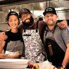 Les chefs des `` fast foodies '' Kristen, Justin et Jeremy révèlent leurs plats de restauration rapide préférés