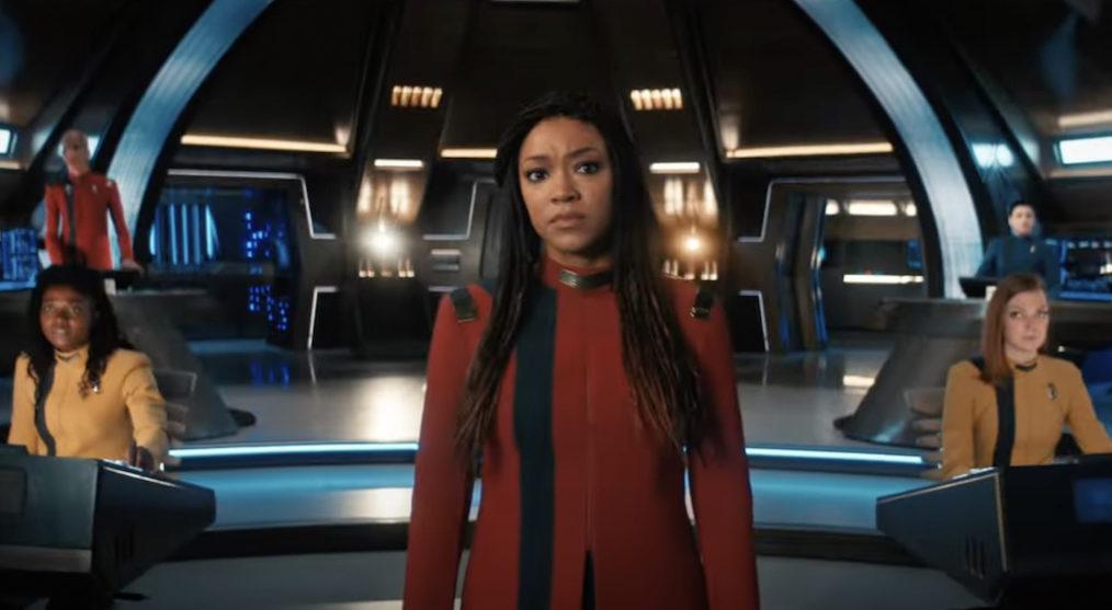 'Star Trek: Discovery' Saison 4 Teaser: Le capitaine Burnham mène l'équipage contre l'inconnu (VIDEO)