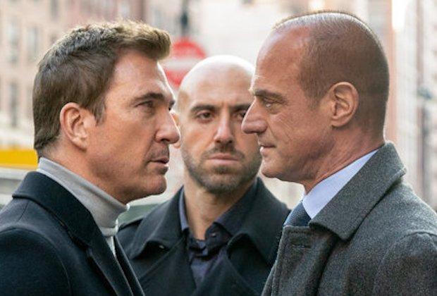 Law & Order: Dylan McDermott d'OC taquine la première confrontation avec Richard Stabler: l'hostilité d'Elliot « l'excite »