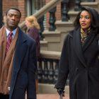 City on a Hill stars Aldis Hodge et Lauren E. Banks décomposent Decourcy et Siobhan's Tough Syrup Standoff