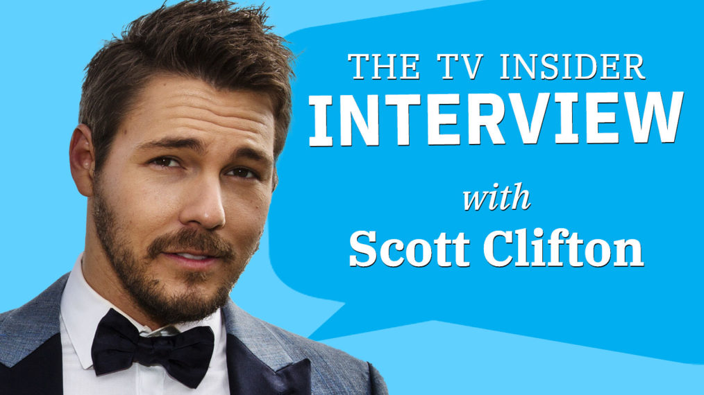 Scott Clifton, la star de «  Bold and the Beautiful  », parle de l'énorme secret de Liam (VIDEO)
