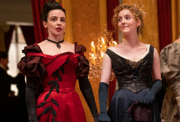 The Nevers Review: Sparkling Leading Ladies Aside, le drame HBO de Joss Whedon vient d'être réchauffé Buffy Saison 7