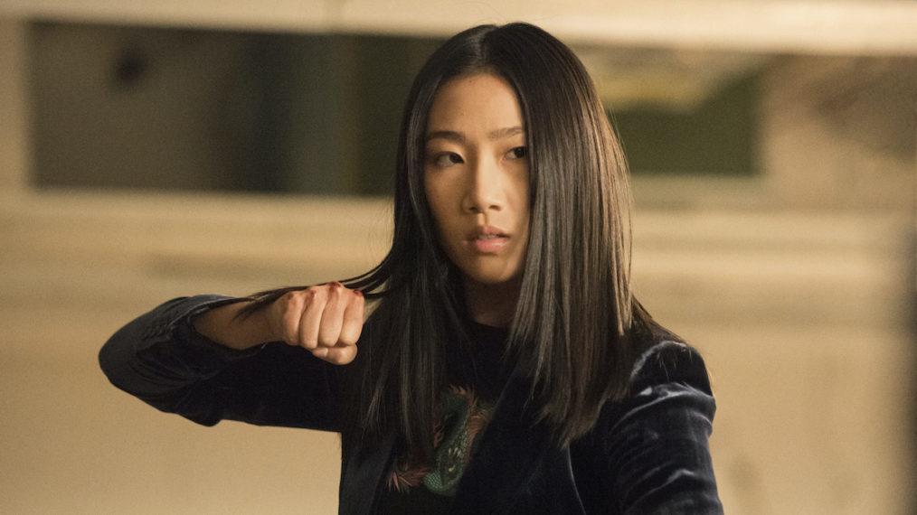 Kung Fu Olivia Liang