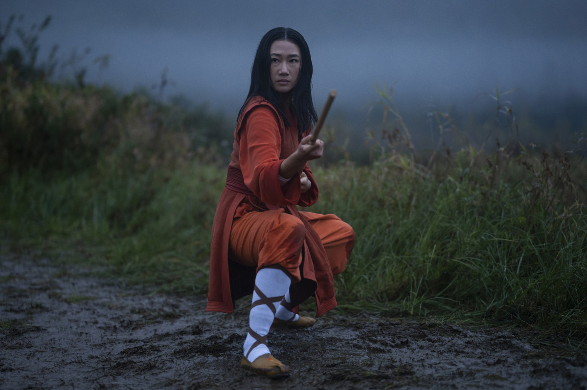Kung Fu (2021)