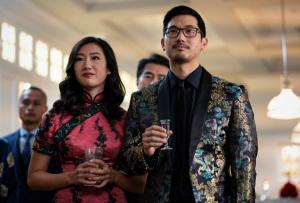 Olivia Liang et Jon Prasida dans la saison 1 de Kung Fu