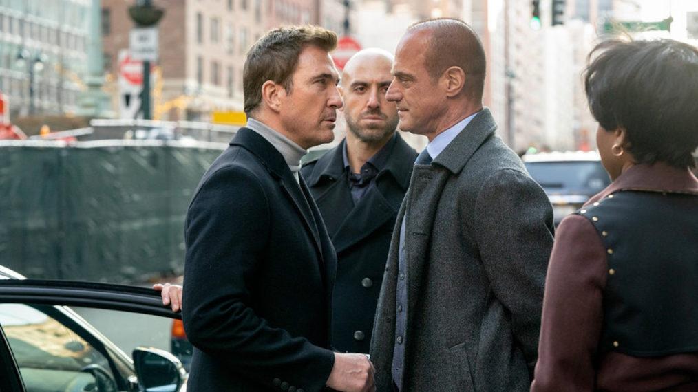« Law & Order: Organized Crime »: Stabler donne à Benson des signaux mixtes et fait face à Richard (RECAP)
