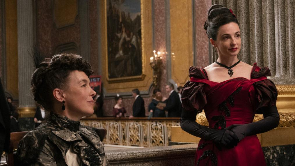Roush Review: Des femmes puissantes dans un temps impuissant dans le fantastique « The Nevers »