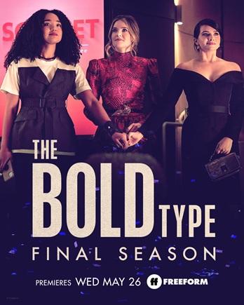 L'émission de télévision Bold Type sur Freeform: (annulée ou renouvelée?)