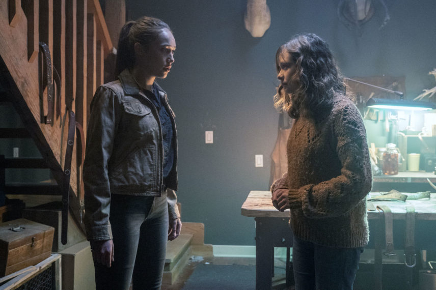peur des morts-vivants saison 6 épisode 7 alycia debnam carey alicia clark dakota