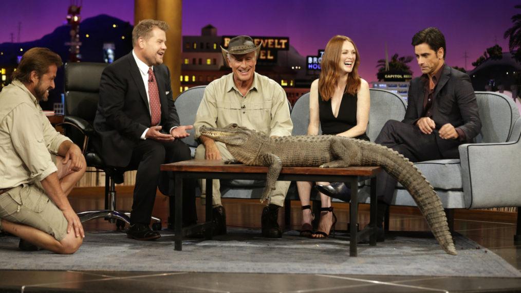 Les 8 meilleurs spots de Jack Hanna TV, de « Letterman » à « Corden »