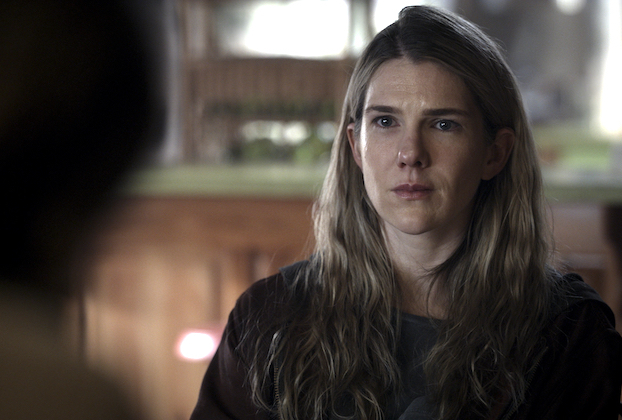 Lily Rabe parle de la grande tournure finale de vos secrets: Emma est toujours terrifiée [Spoiler]'