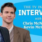 `` When Calls the Heart '': Kevin McGarry et Chris McNally sur What Comes Next With Elizabeth (VIDEO)