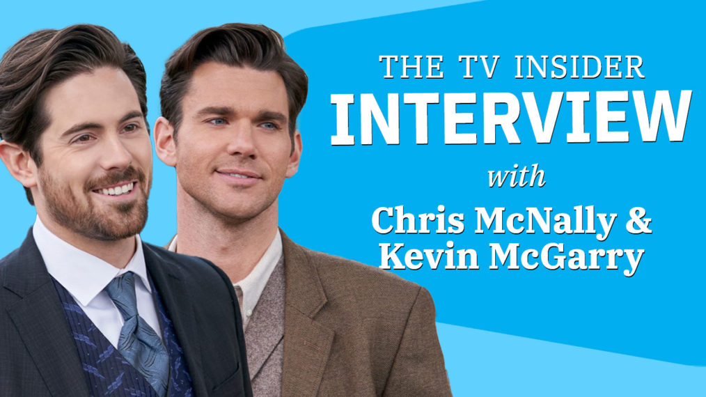 « When Calls the Heart »: Kevin McGarry et Chris McNally sur What Comes Next With Elizabeth (VIDEO)