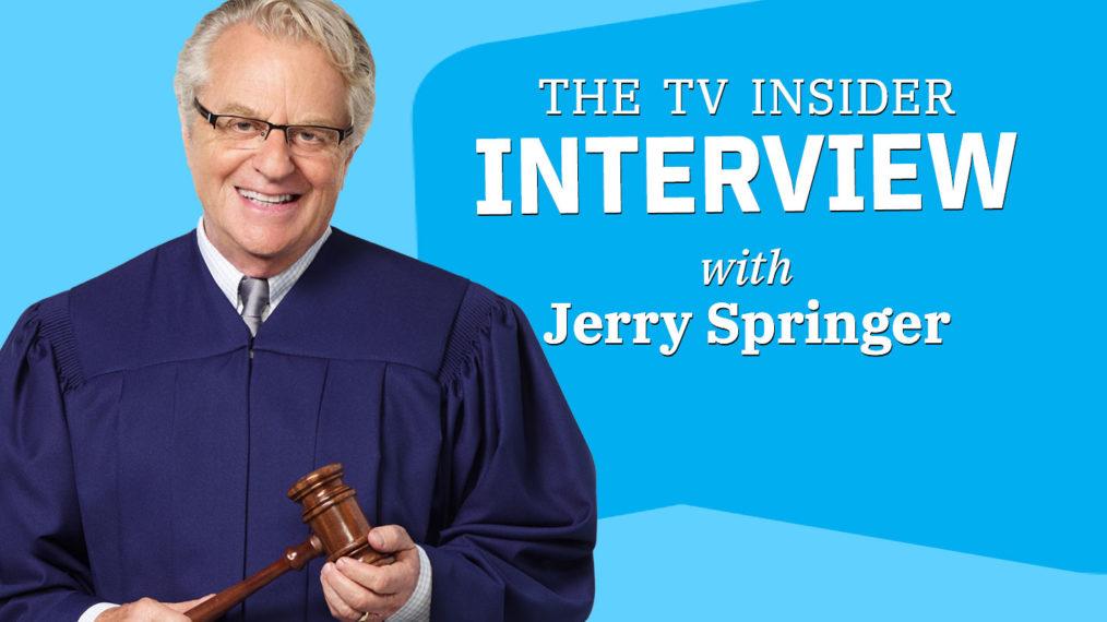 Jerry Springer sur la saison 3 de 'Judge Jerry' et sa longue carrière à la télévision (VIDEO)