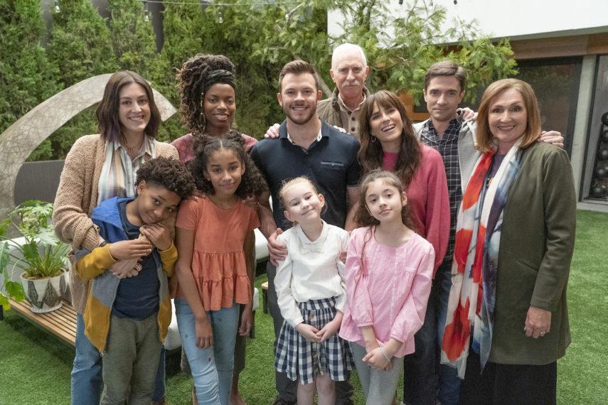 Économie domestique Famille Cast