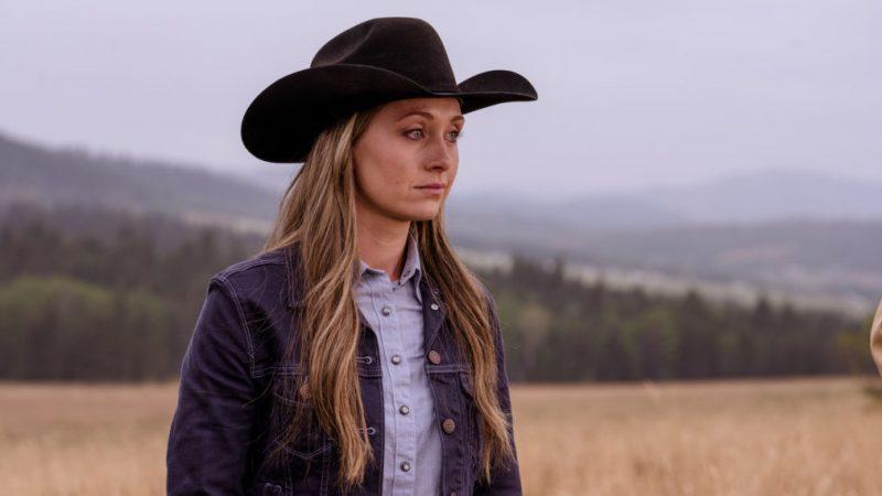 'Heartland': Amber Marshall entre dans les coulisses de la saison de tournage 14 (VIDEO)