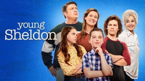 Jeune Sheldon - CBS