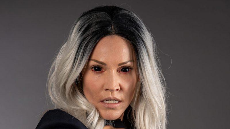 La star de Van Helsing, Tricia Helfer, dit qu'il y a « une vraie innocence envers Dracula » dans la saison 5