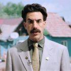 Premier coup d'œil spécial Amazon 'Borat': Retour de Sacha Baron Cohen et Maria Bakolova (VIDEO)